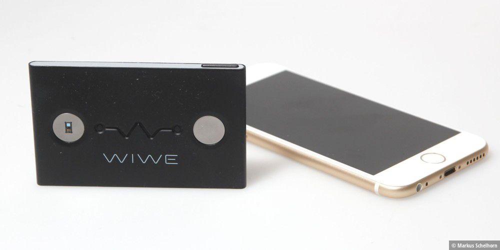Ekg Messgerät Für Das Iphone Im Test Macwelt