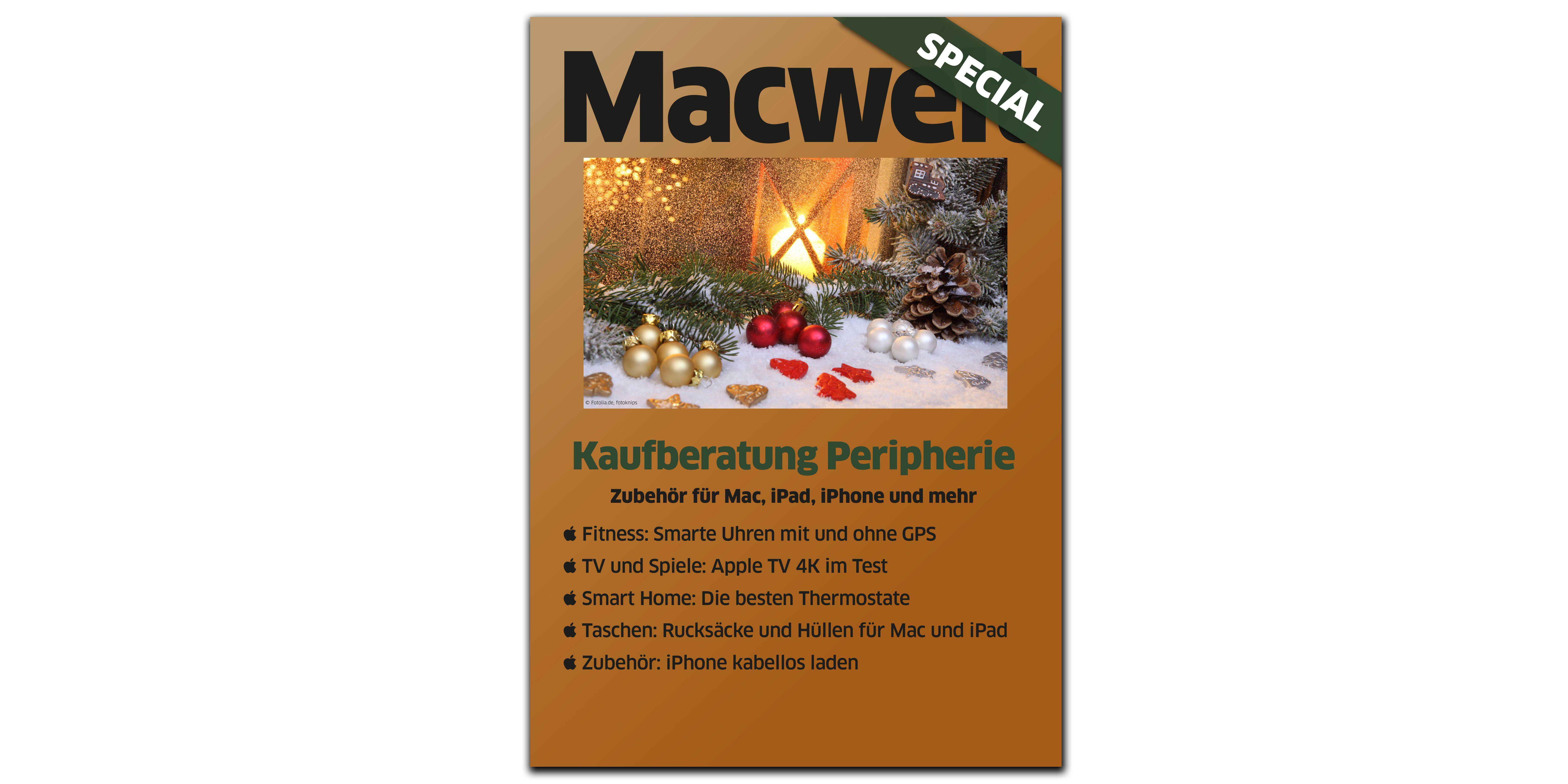 Neues Special: Kaufberatung Peripherie - Macwelt