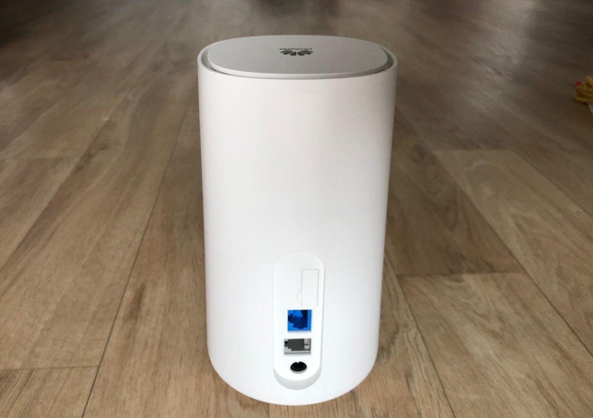 gigacube ausprobiert lte wlan router von vodafone macwelt. Black Bedroom Furniture Sets. Home Design Ideas