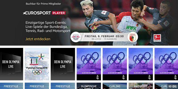 Eurosport Testen