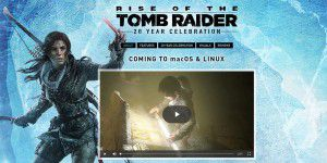 Rise of the Tomb Raider kommt auf Mac