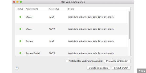 Apple Mail Probleme Lösen Macwelt