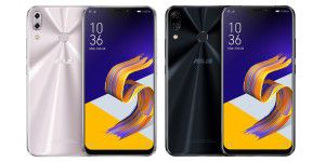 Android-Smartphone im Look des iPhone X