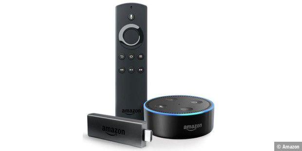 Amazon Fire TV 4K nur heute mit 20 Euro Rabatt erhältlich