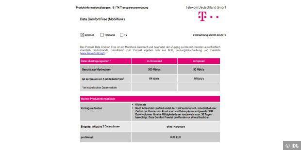 Telekom Karte Aktivieren.Data Comfort Free Deutsche Telekom Verschenkt 10 Gb Lte