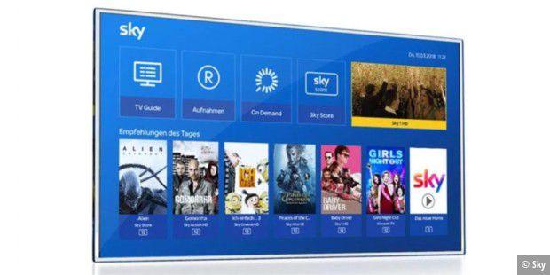 sky startet sky q ab sofort auch auf dem apple tv macwelt. Black Bedroom Furniture Sets. Home Design Ideas