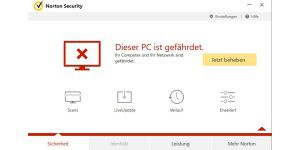 Norton Security Deluxe im Praxistest