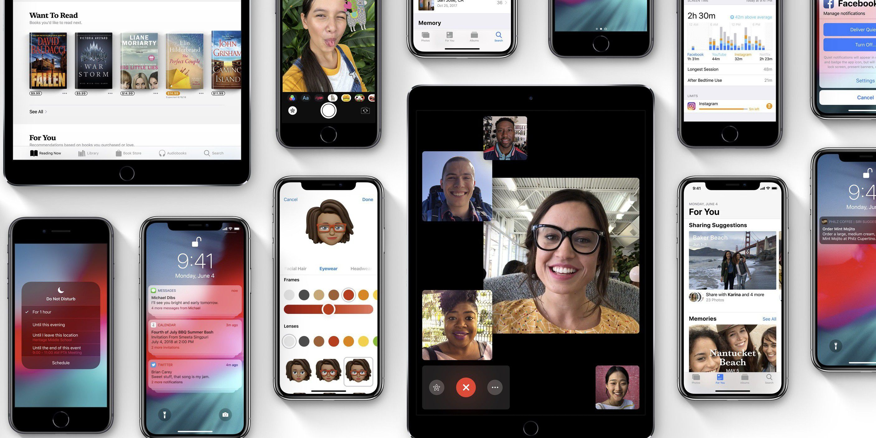 iphone xs max alle apps schlie en
