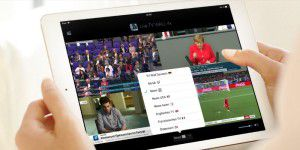 Live TV für iPhone und iPad: Streams in Splitscreen