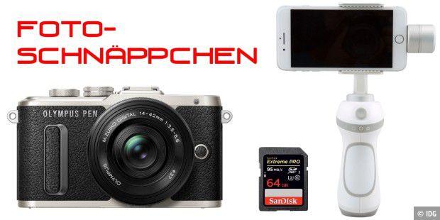 Mediamarkt Sd Karte.Kameras Und Sd Karten Die Schnäppchen Nacht Für Fotografen Macwelt