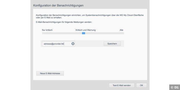 Tipps und Tricks: Western Digital MyCloud im Griff - Macwelt
