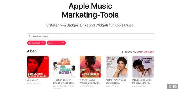 Apple Music im Browser anhören - Macwelt