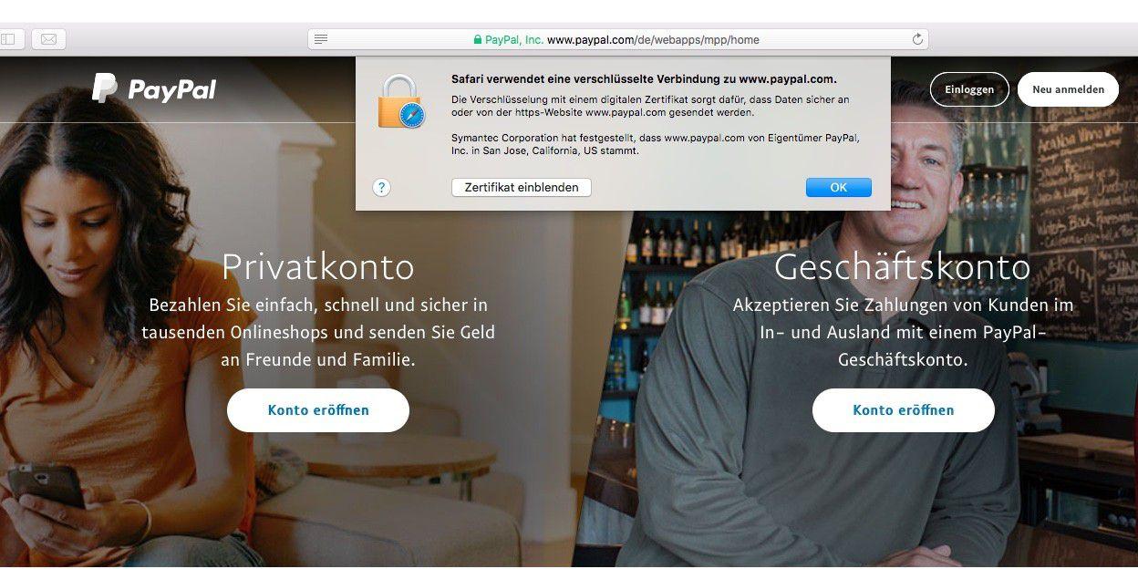 Ärger mit Symantec: Webseiten-Zertifikate bald ungültig - Macwelt