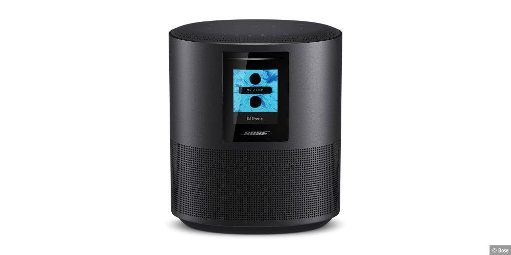 neue bose boxen mit alexa und airplay 2 macwelt. Black Bedroom Furniture Sets. Home Design Ideas