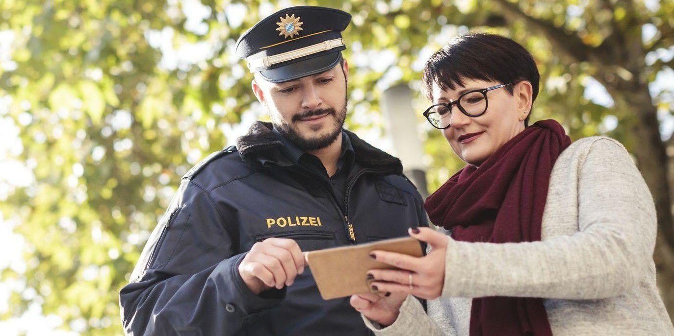 iphone polizei orten