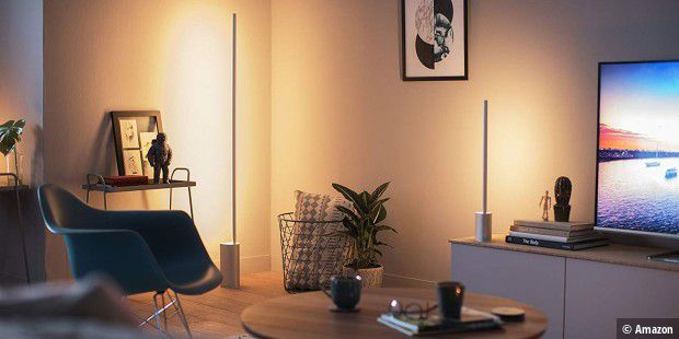led hintergrundbeleuchtung f r den tv kaufempfehlung macwelt. Black Bedroom Furniture Sets. Home Design Ideas