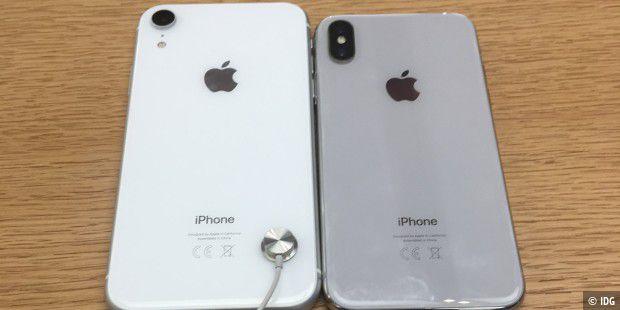 Was Ist Besser Iphone X Oder Xr