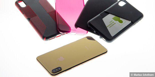 Die Besten Hüllen Und Cases Für Das Iphone Xs Und Xs Max Macwelt