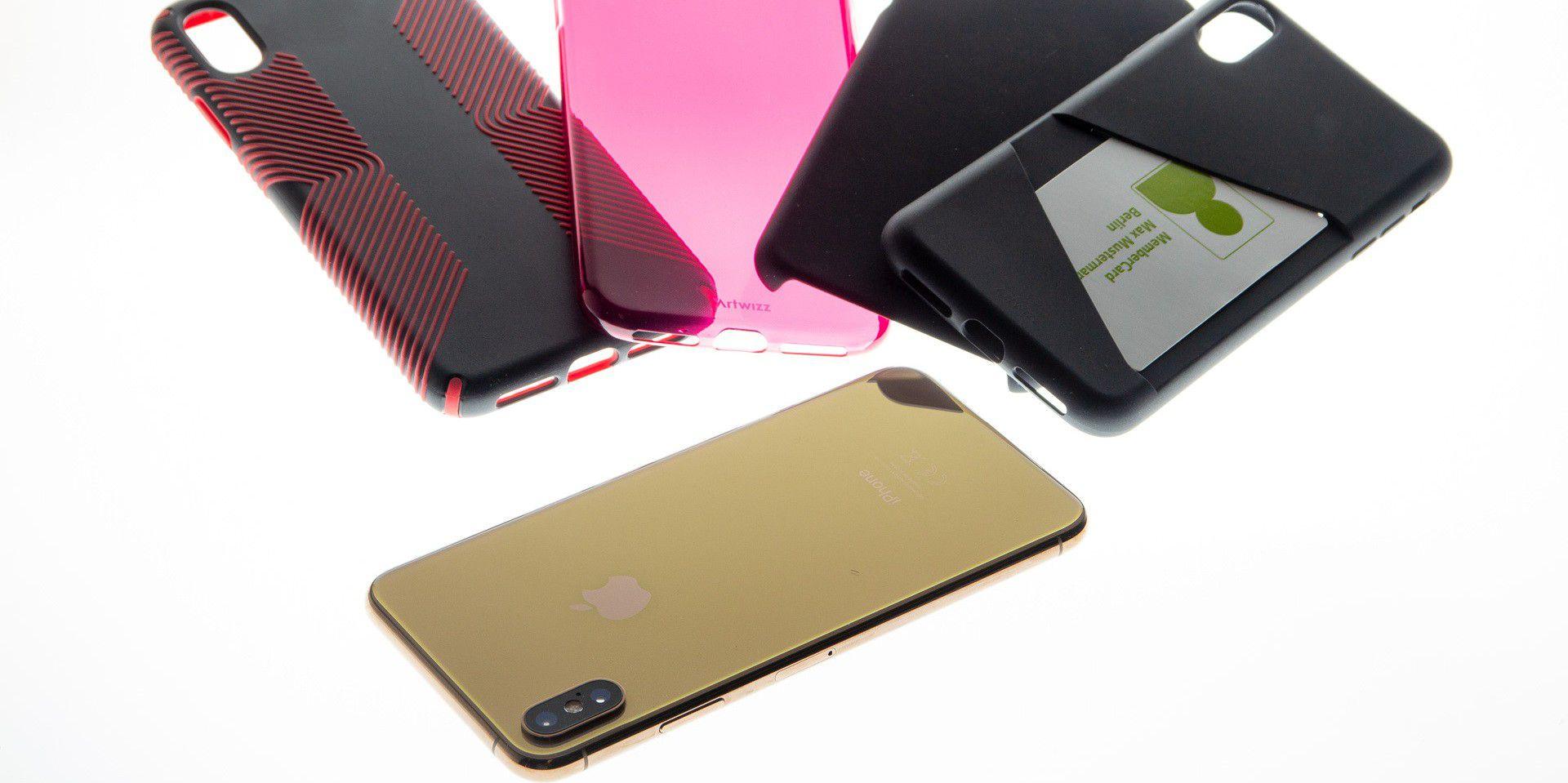 Die Besten Hüllen Und Cases Für Das Iphone Xs Und Xs Max