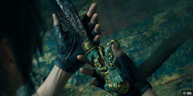 Tomb Raider 2019 Spiel
