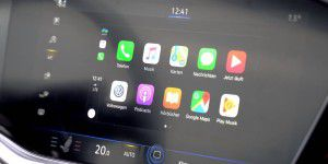 Test: Carplay im Mazda 6 mit MZD Connect