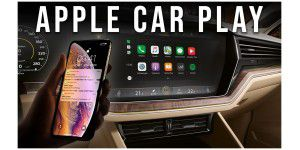 Hands-On: Apple Car Play im neuen VW Touareg