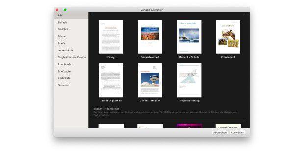 Pages Am Mac Für Profis Der Ultimative Ratgeber Macwelt
