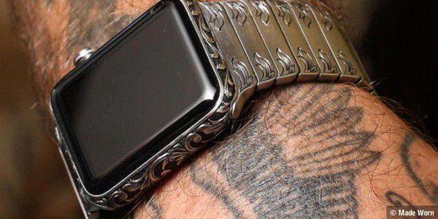 Neun extravagante Apple Watch Armbänder Macwelt