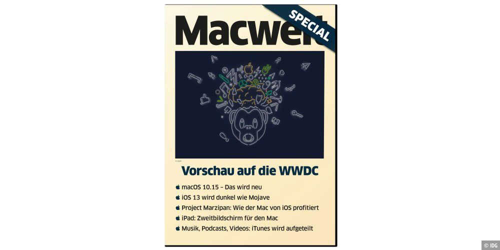 Special: Vorschau auf die WWDC