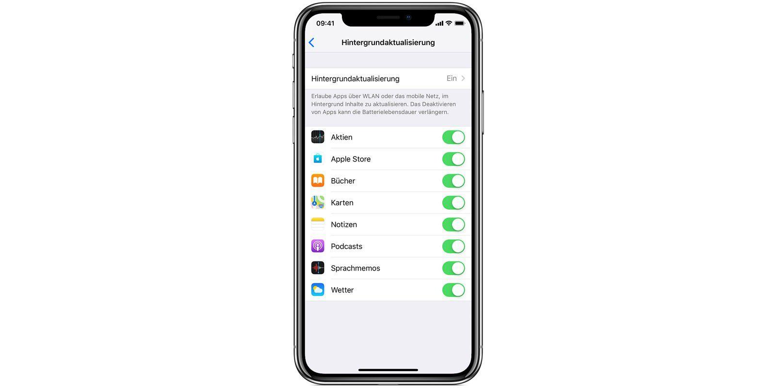 iphone datenverkehr überwachen