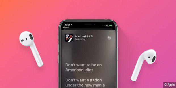 iPhone, iPad und Apple TV: Karaoke-Lyrics in Apple Music aktivieren