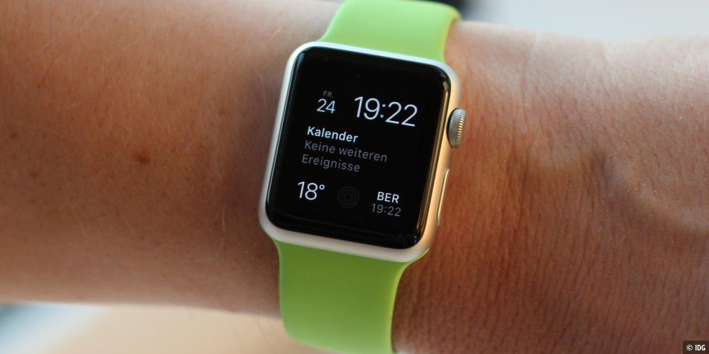Apple Watch: Mit watchOS 6 kein neues Modell nötig