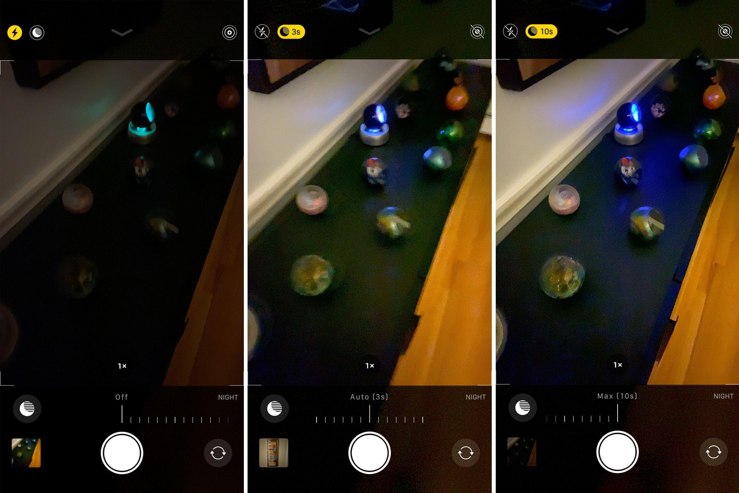 Nachtmodus Iphone 11