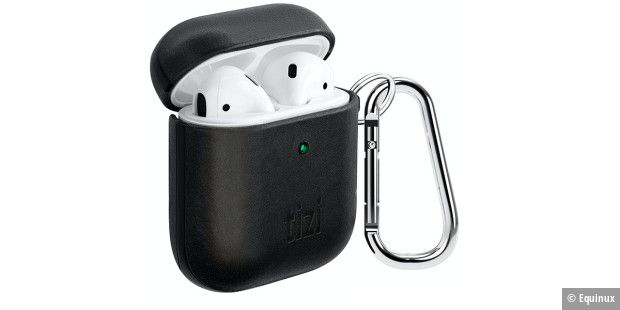 Tizi Ränzlein: Echtleder-Case für Apple Airpods