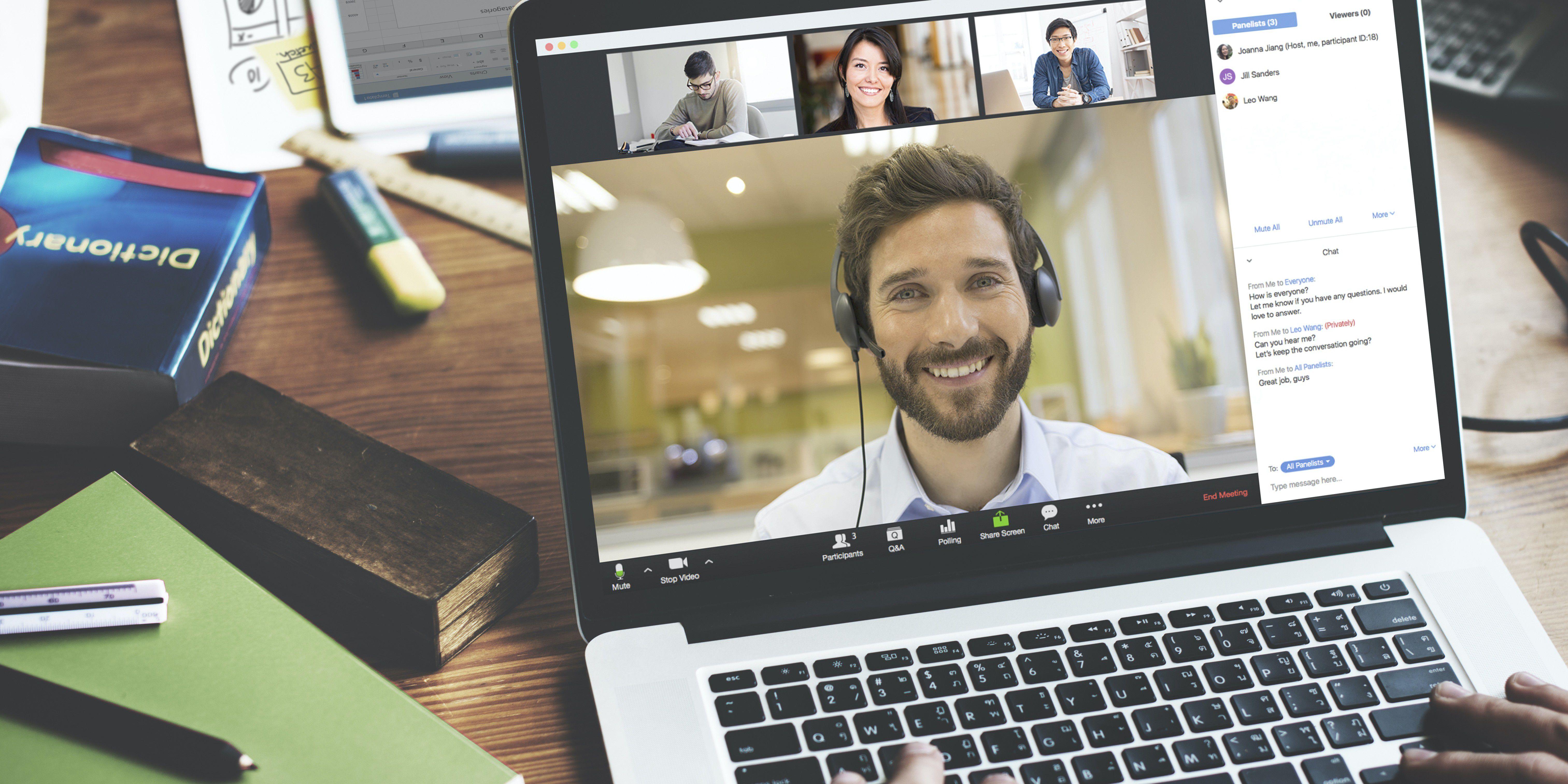 Zoom: Mehrere private Video-Anrufe im Netz frei verfügbar - Macwelt