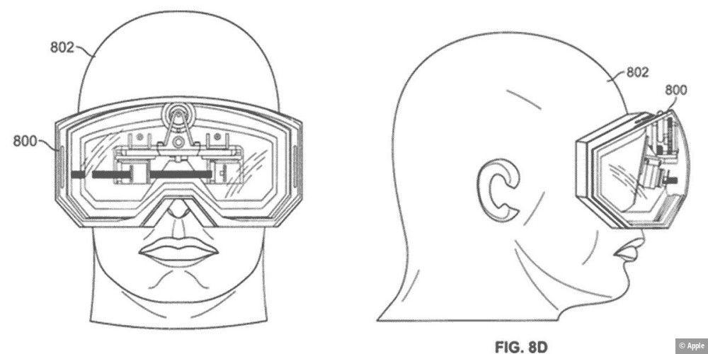 Apples AR-Brille, mit mehr Klarheit betrachtet