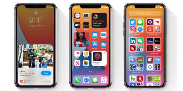iOS 14: Vierte Developer Preview, Public Beta bald