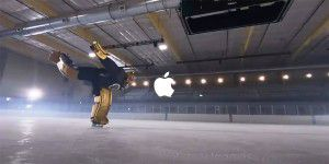 "Apple: ""Shot on iPhone 11 Pro"" zum Neustart der NHL"