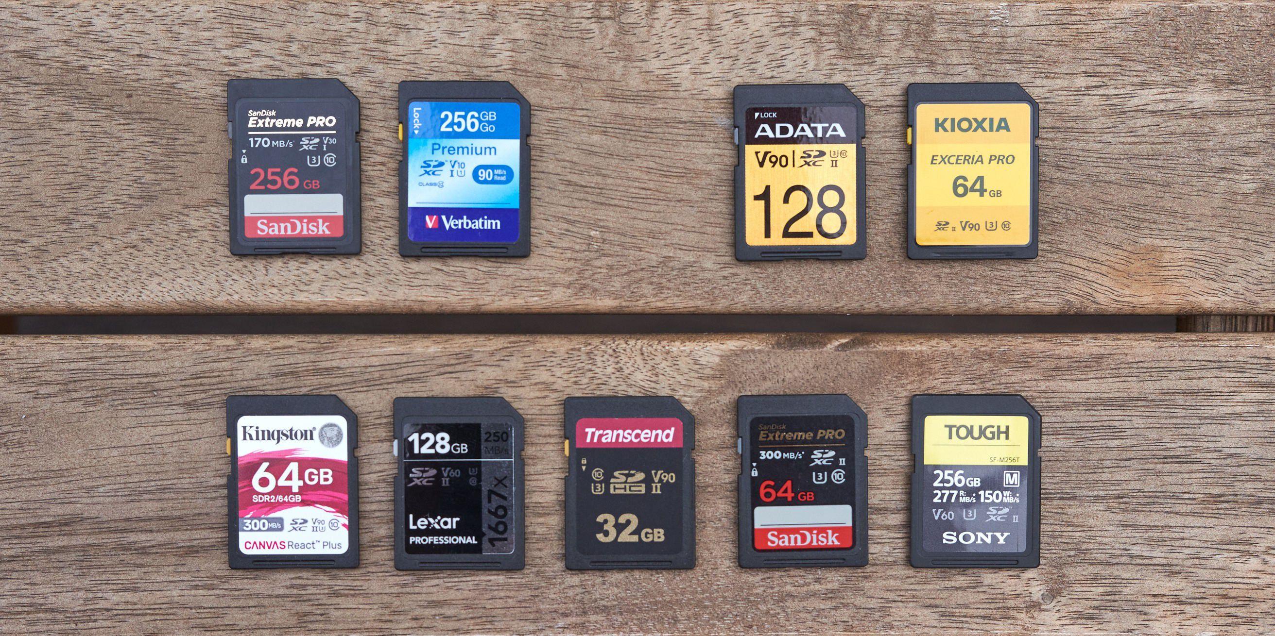 SanDisk Speicherkarten Box für SD und CF Karten NEU