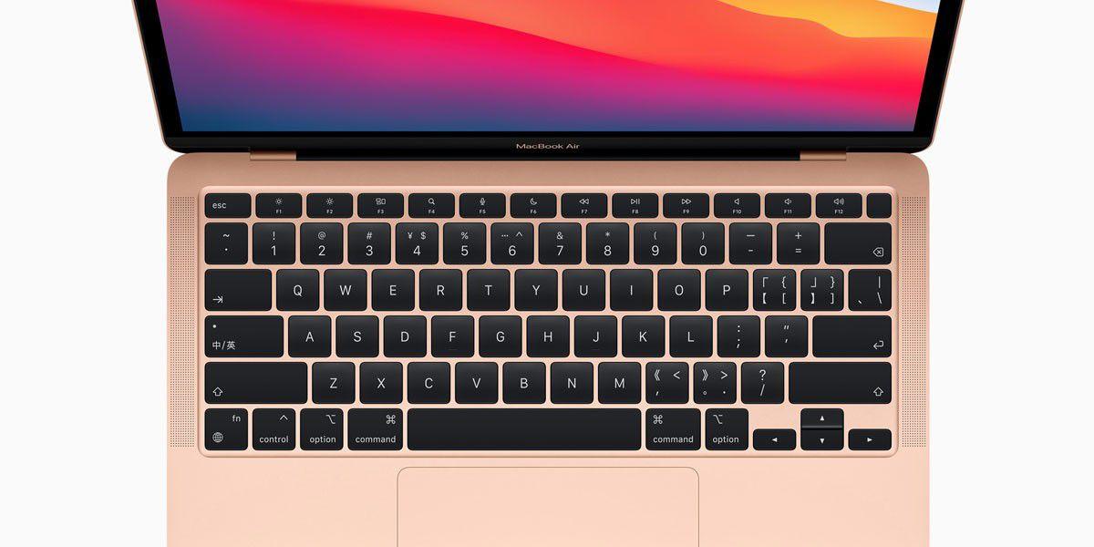 macbook air kennenlernen)