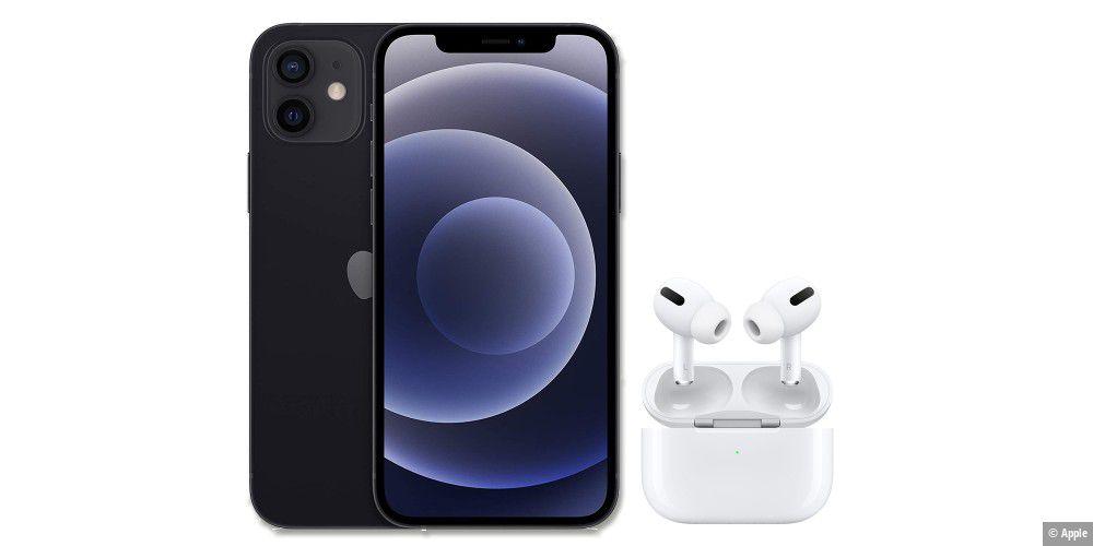 iPhone 12 mit gratis Airpods Pro und starkem 5G-Tarif im Angebot - Macwelt