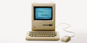 Happy Birthday, Macintosh!