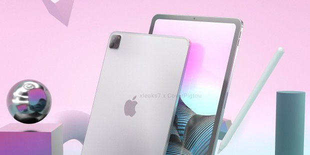Neue Leaks: iPad Pro 2021 mit Mini-LED-Display