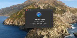 Videos in Quicktime Player schneller abspielen